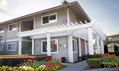 Building, Trellis on Orchard, 1