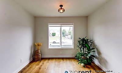 Living Room, 1407 W 80Th St, 1