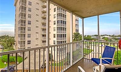 Patio / Deck, 5600 Bonita Beach Rd SW 405, 2