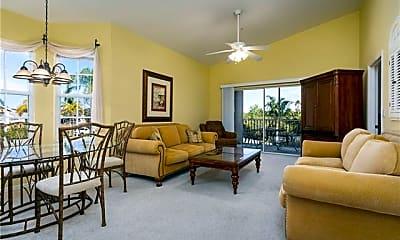 Living Room, 3475 Lake Shore Dr 121, 0