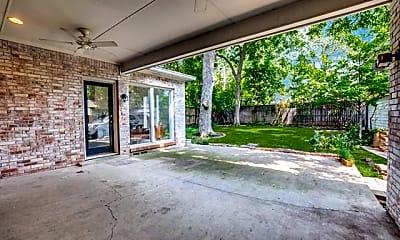 Patio / Deck, 3008 Hanover St, 2