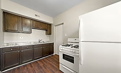 Kitchen, 2414 N Kilbourn Ave 1, 1