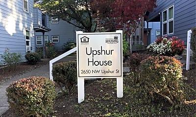 Upshur House, 1