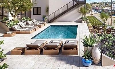 Pool, 3400 Sunset Blvd 305, 1