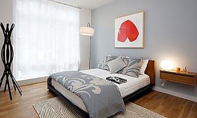 Bedroom, 400 W 64th St, 1