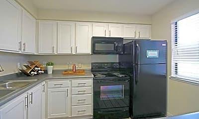 Kitchen, Enclave at Redwood, 1