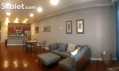Living Room, 609 N 18th St, 0