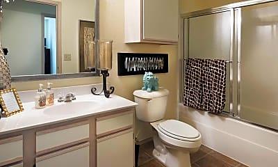 Bathroom, The Greens at Auburn, 0