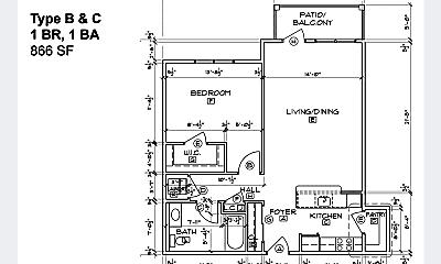 Living Room, 291 N Thompson St, 2