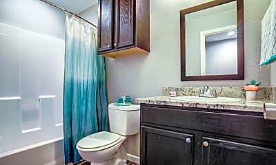 Bathroom, Tower Crossing, 2