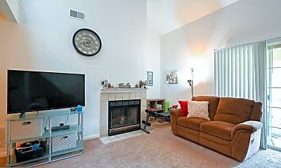 Living Room, 1712 Foxmeadow Cir, 2