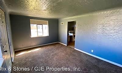 Living Room, 10520 E 16th Ave, 1