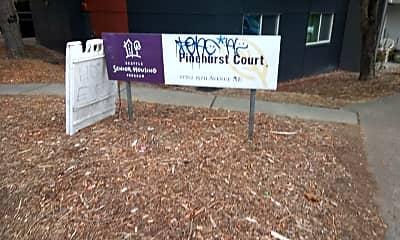 Pinehurst Court, 1