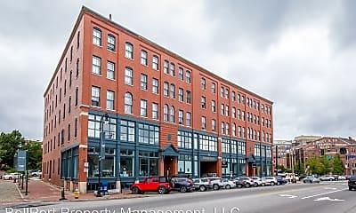 Building, 305 Commercial St, 0