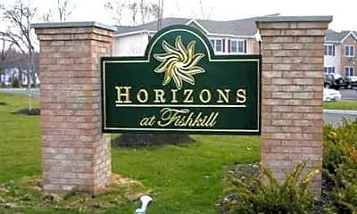 Horizons at Fishkill, 1
