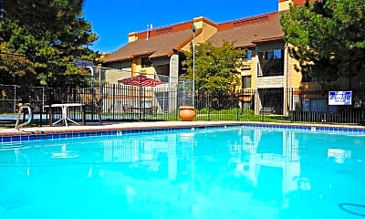 Pool, Layton Meadows, 1