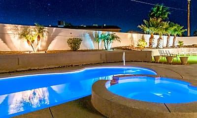 Pool, 3781 Solar Bay, 2