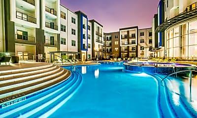 Pool, Maple District Lofts, 0