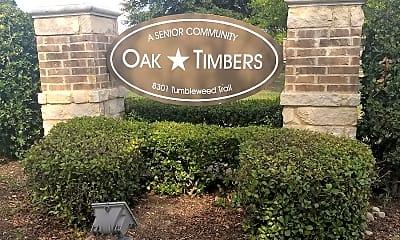 Oak Timbers Ph II Senior Housing, 1
