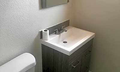 Bathroom, 1987 Plumas, Unit 3- 494 Plumb, 1