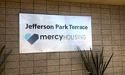 Jefferson Park Terrace, 1