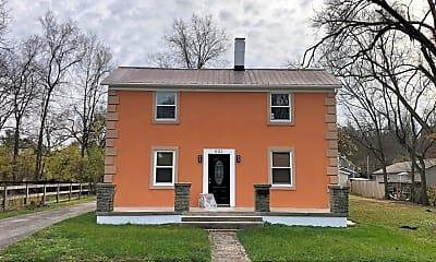 Building, 621 Park Ave, 0