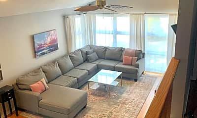 Living Room, 7219 Lyons St, 1