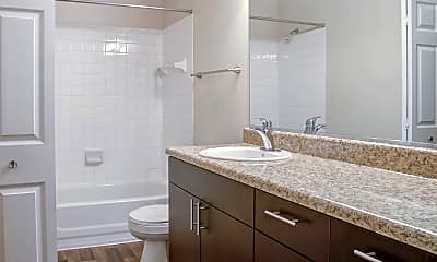 Bathroom, Preserve at Brentwood, 2
