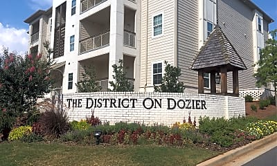 The District On Dozier, 1
