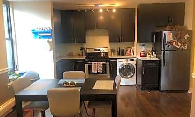 Kitchen, 654 St Marks Ave, 1