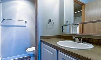 Bathroom, Mallard Pointe at Riverbend, 2