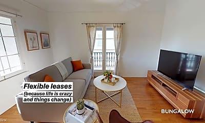 Living Room, 154 S Detroit St, 1