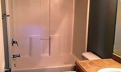Bathroom, 223 Van Buren Rd, 2
