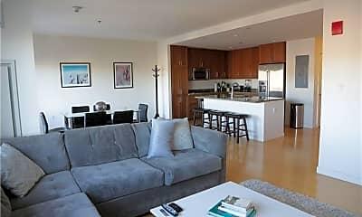 Living Room, 100 Exchange St 1101, 1