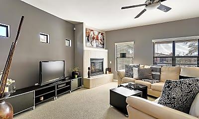 Living Room, 21320 N 56th St 2071, 1