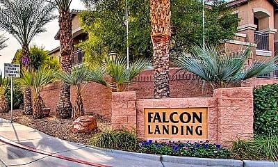Community Signage, Falcon Landing Luxury Apartments, 0
