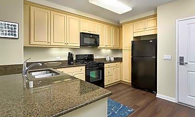 Kitchen, Avalon Encino, 1