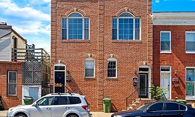 Building, 104 N Patterson Park Ave, 1