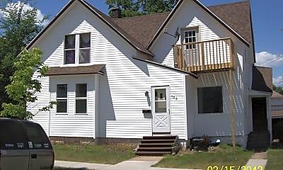 Building, 708 Jones St, 0