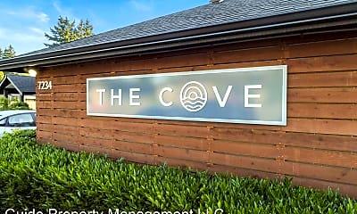 Community Signage, 7234 47th Ave NE, 1