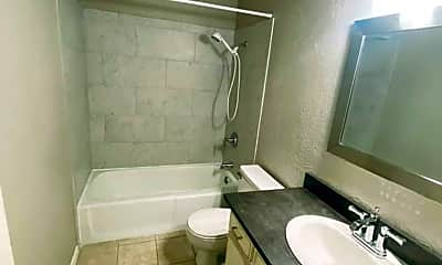 Bathroom, 3610 Ave A, 2