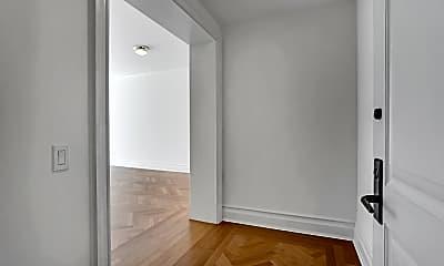 Bedroom, 15 Central Park West 16-J, 1
