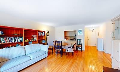 Living Room, 22 Chestnut Place, Unit 501, 0