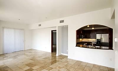 Living Room, The Onyx Apartments, 0