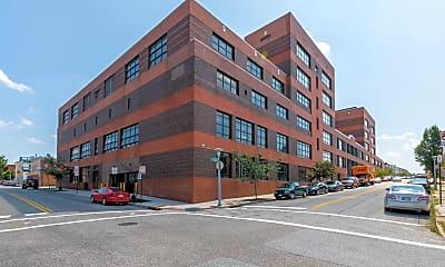 Building, 101 Ellwood Apartments, 2