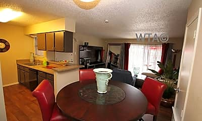 Dining Room, 5235 Glen Ridge, 1
