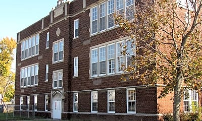 Shawnee Garden Apartments I & II, 1