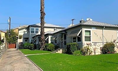 Building, 731 E Orange Grove Ave, 1