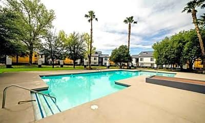 Pool, Siegel Suites MLK Apartments, 0