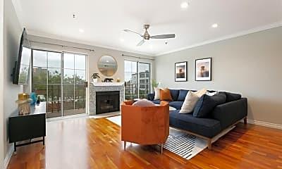 Living Room, 801 Pine Ave 402, 1